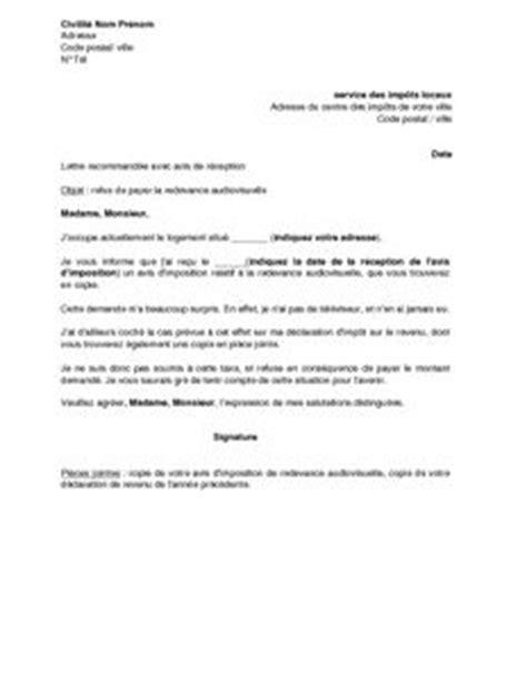 modele lettre demande de logement gratuit