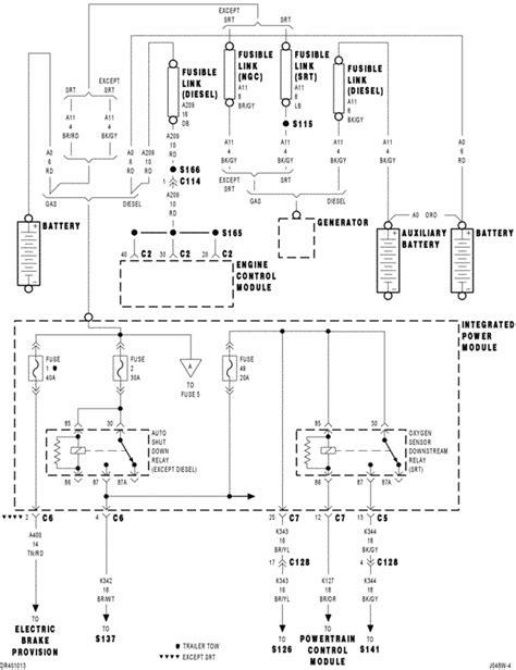 dodge ram 2500 wiring diagram 29 wiring diagram images