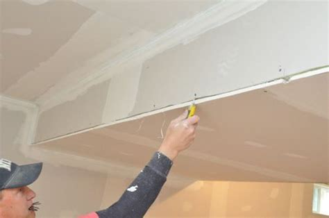 finishing drywall corner bead how to install drywall with 75 pics hanging taping