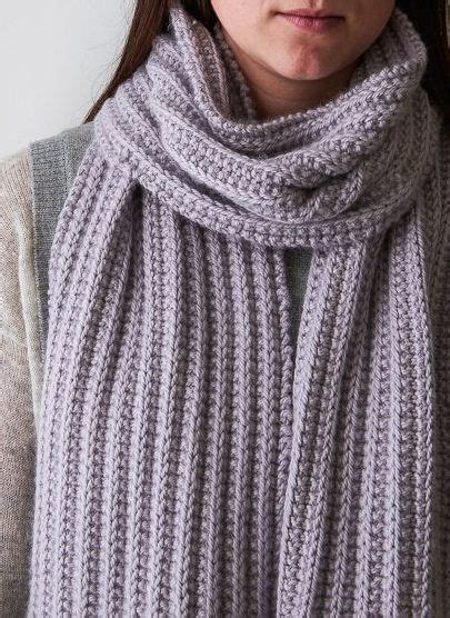 ribbed knitted scarf pattern free 25 unique easy scarf knitting patterns ideas on