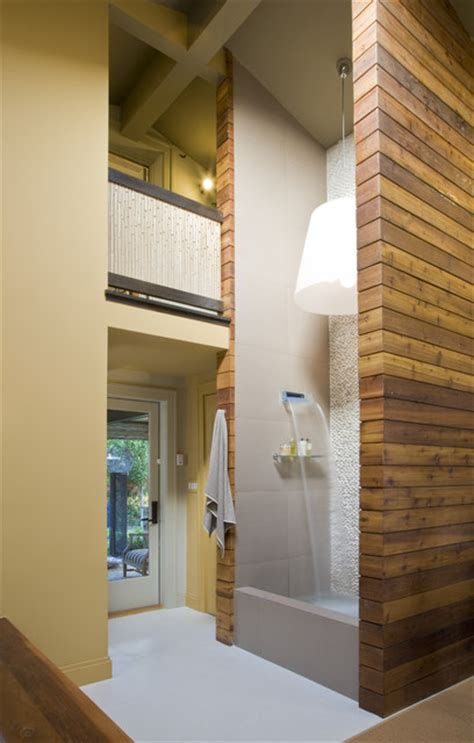 Story Bathroom by Two Story Shower With Recirculating Bathroom Other Metro By