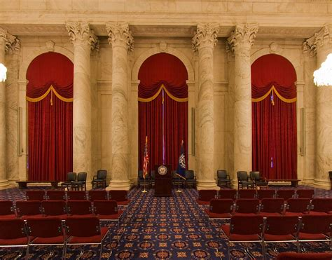 The Caucus Room by Kennedy Caucus Room Architect Of The Capitol United