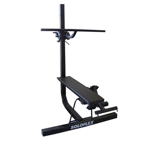 soloflex exercise bench ebth