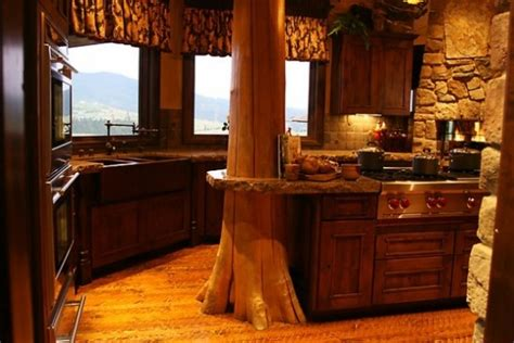 hobbit kitchen rustic kitchens