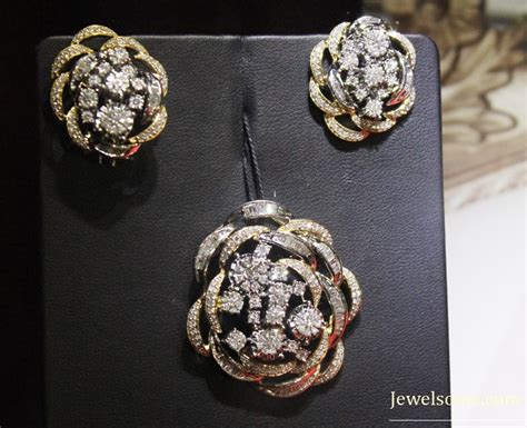 tanishq inara collection rings earrings pendants