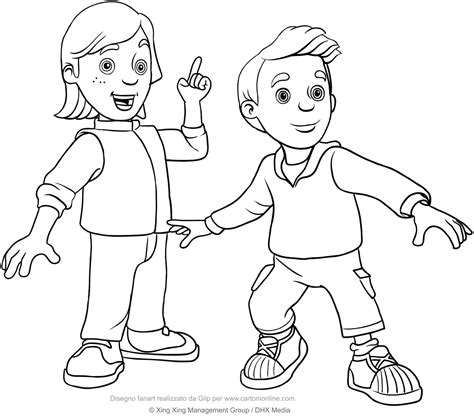 Fireman Sam Coloring Pages by Fireman Sam Coloring Pages For Fireman Sam And All