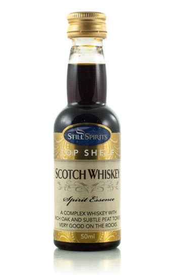 Top Shelf Scotch Whiskey by Scotch Whiskey Top Shelf
