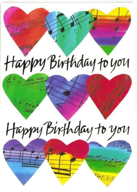 Birthday Wishes Musical Cards Musical Birthday Happy Birthday Pinterest