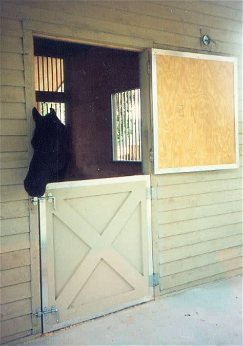 Double Dutch Doors Horse Stalls Barn Gates Armour Gates Barn Stall Doors