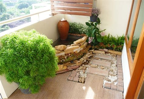 Gardening On A Balcony How To Make A Japanese Balcony Garden Balcony Garden Web