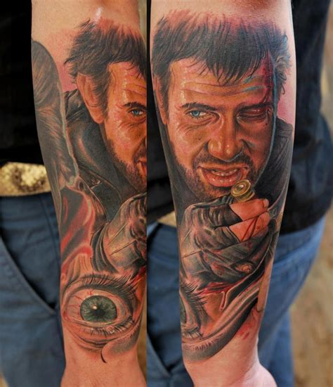 mad max tattoo www madmaxmovies view topic miscellany