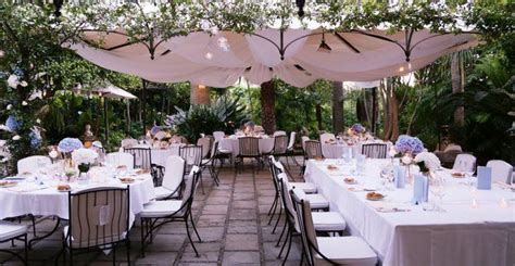 outdoor wedding ceremony setup sydney 30 stunning wedding reception table setting ideas