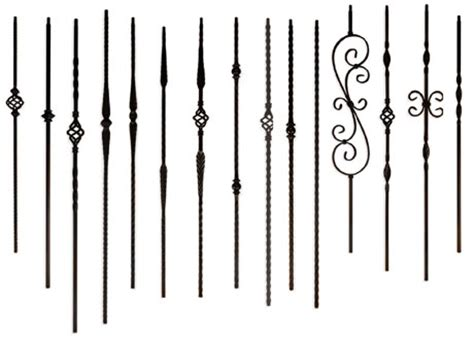 Metal Pickets Railing Spindles Installation Free