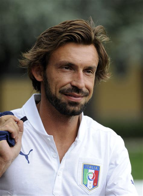 andrea pirlo photos photos italy training session