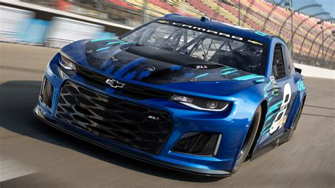 chevrolet camaro zl nascar cup series wallpapers  hd images car pixel