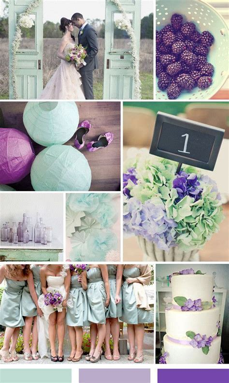 Mint Wedding Ideas and Wedding Invitations   Wedding