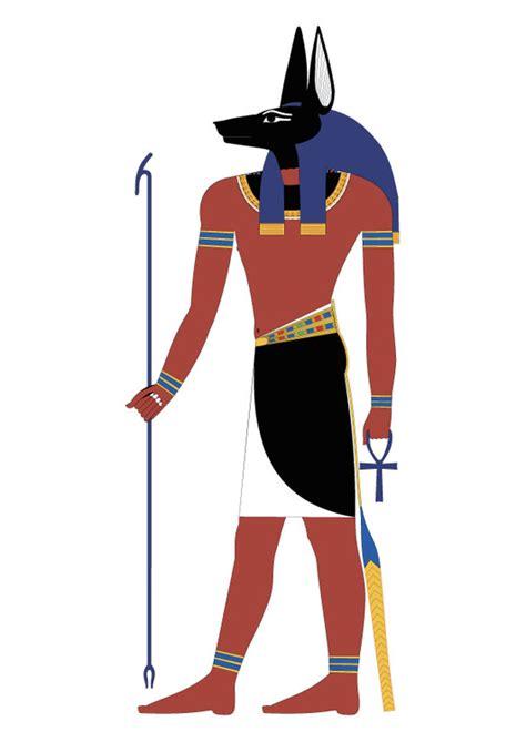 imagenes egipcias anubis image anubis dessin 9828