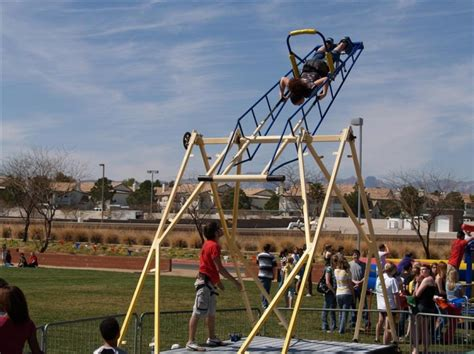 how to build a russian swing hard rides non profit fundraising ideas