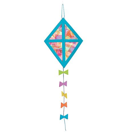 Kite Paper Craft - kite crafts on