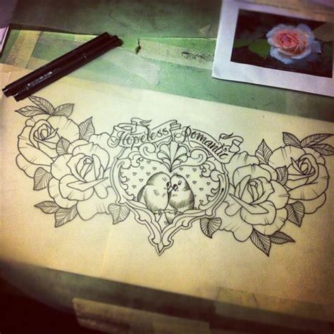 hopeless romantic tattoo hopeless best ideas designs