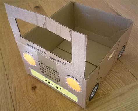 box car for the wheels on the bus themed activities sophies s nursery