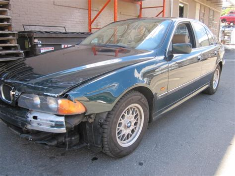 1997 bmw 528i parts parting out 1997 bmw 528i stock 130352 tom s foreign
