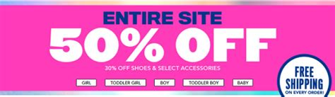 Children S Place Gift Card Discount - the children s place 50 gift card just 42 50 email delivery