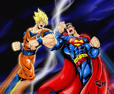 imagenes de goku fase 20 the gallery for gt goku super saiyan 5 vs superman