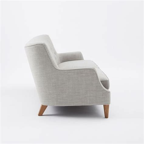 west elm livingston sofa livingston sofa west elm