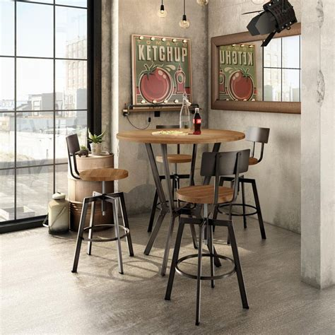 Amisco Architect Stool by Amisco Industries Ltd 40563 Architect Stool And