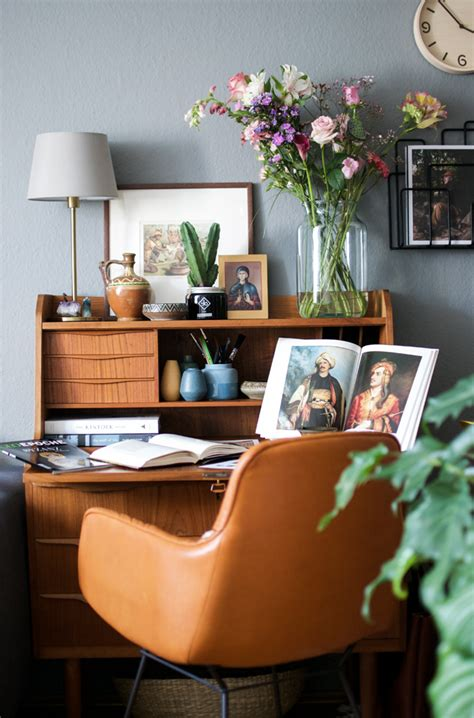 bohemian home office 183 happy interior blog