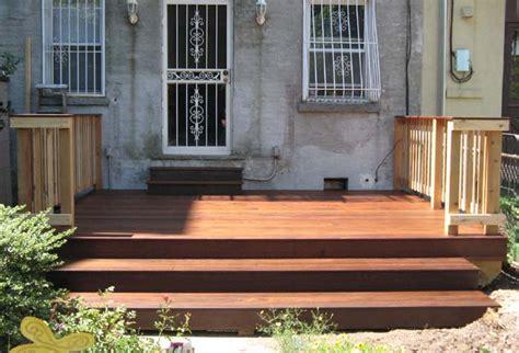 backyard park slope deck and pergola photos