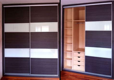 tipos de armarios empotrados armarios fotos tipos y utilidad