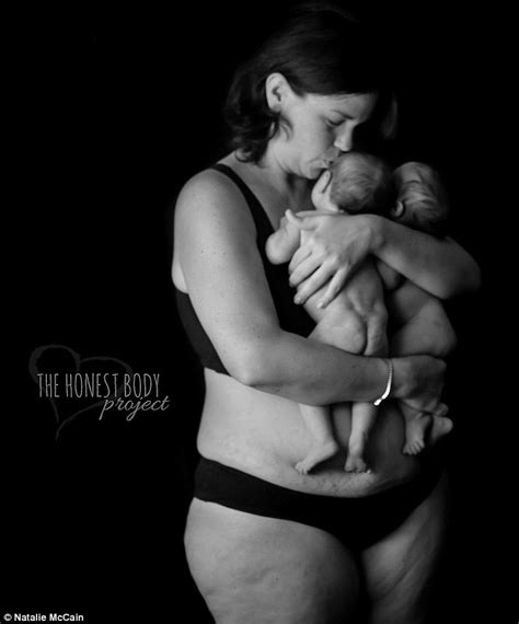 squishy belly after c section usa natalie mccain photographs mothers baring their