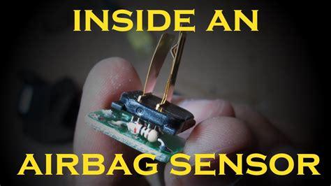 airbag sensor works youtube