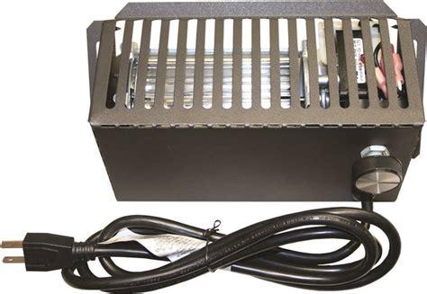 circulating fans wood stoves united states stove cb 36 universal circulator blower kit