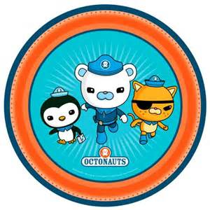 octonauts cake icing image party started
