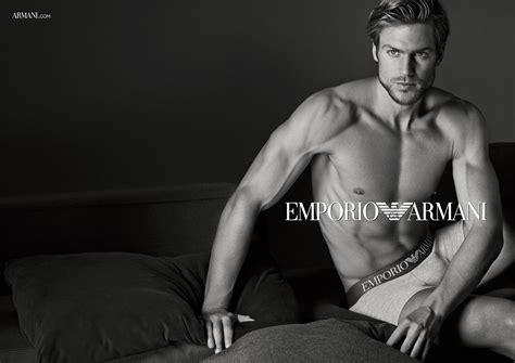 Jason Morgan As The Face Of Emporio Armani Underwear Fw Mm Scene Male Model Portfolios