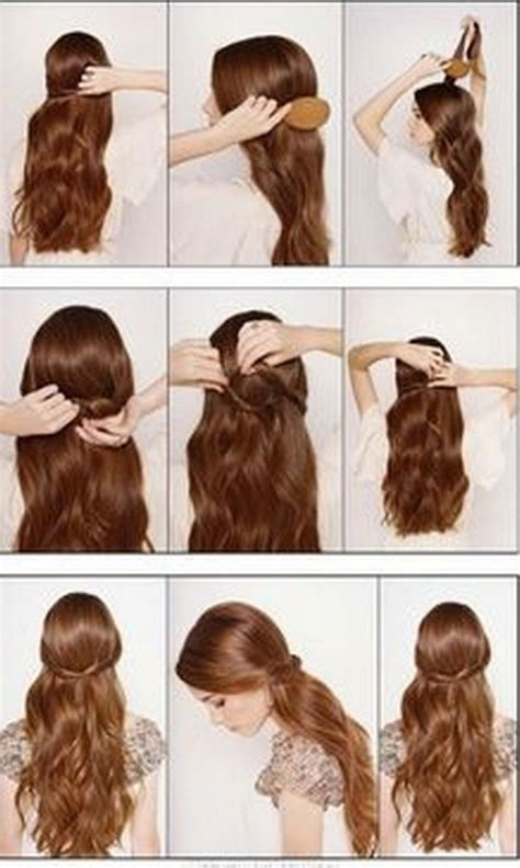 Simple Easy Hairstyles by Wedding Guest Hairstyles You Can Do Yourself Fade Haircut