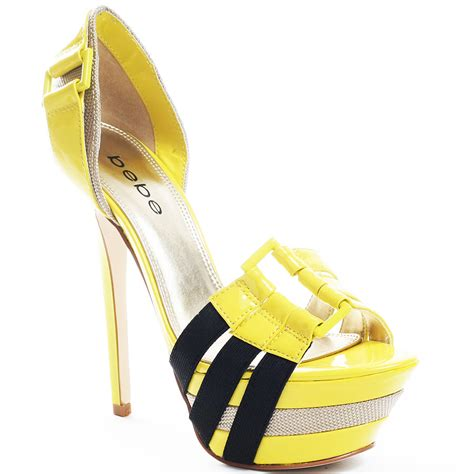 bebe s yellow belinda yellow for 149 99 direct from