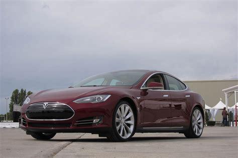 Tesla Model S 2011 Ride 2012 Tesla Model S Beta Autoblog