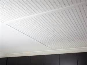 Beadboard Ceiling Tiles - beadboard ceiling panels pictures to pin on pinterest pinsdaddy