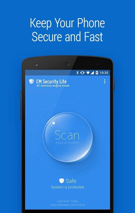 mc mobile security cm security lite antivirus android apps on play