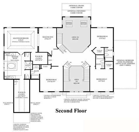 design your own 2 story home design your own 2 story home shenstone reserve the hton home design