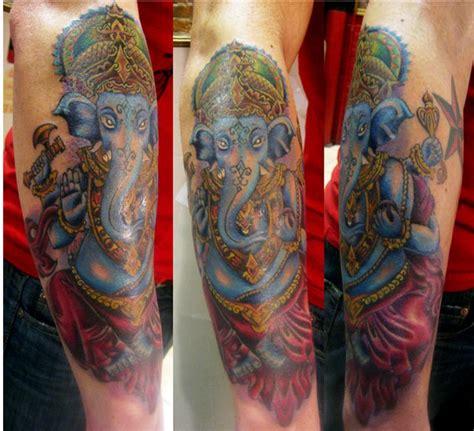 christian tattoo artist houston ganesh tattoo by su houston tattoonow