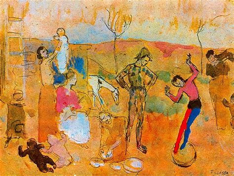picasso paintings in chronological order history of pablo picasso