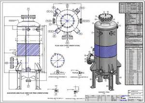 mechanical draughting services projects