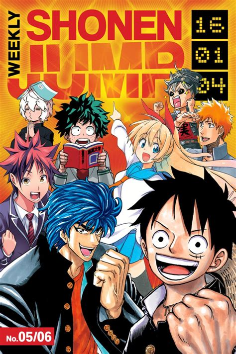 Shonen Jump Komik Vol 5 crunchyroll forum weekly shonen jump rankings page 91