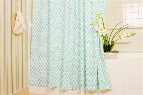 Coastal Design Shower Curtains Coastal Shower Curtain Tropical Bath Products Other Metro By Attiser