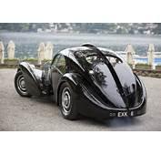 1938 Bugatti 57SC Atlantic Villa DEsta Photo Gallery  Autoblog